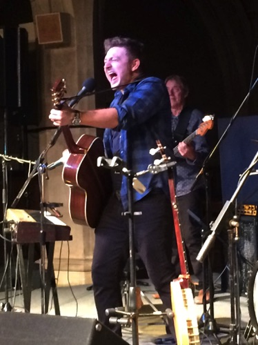 Peter Donegan & The Lonnie Donegan Band Kettering Arts Centre 6/5/16