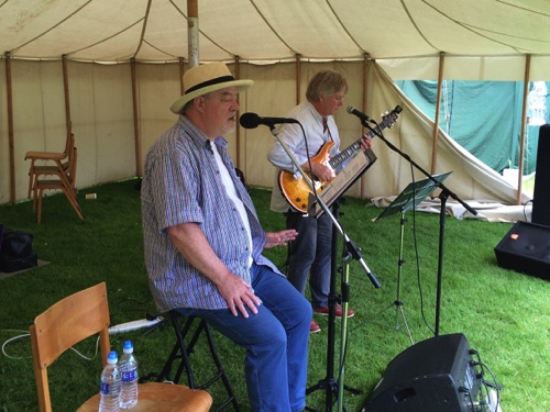Hawkesford & Wilson World Peace Fete 3/7/16