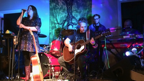Marie-Claire Berreen & Her Husbands Kontra Roots Club 14/4/17