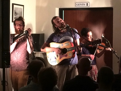 The Rubber Wellies Cottage Concert 15/7/17