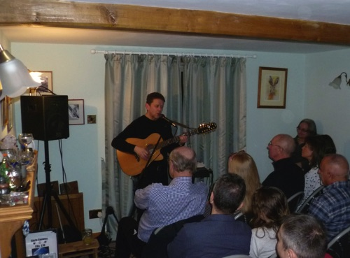 Chris Conway Cottage Concert 4/1/15