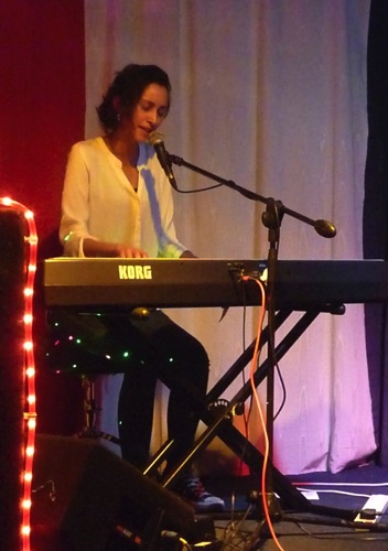 Bethany Weimers Kontra Roots Club 9/1/15