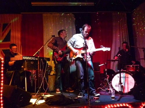 The King Bees Kontra Roots Club 23/1/15