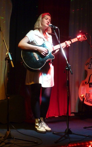 Phoebe Louise Kontra Roots Club 10/4/15