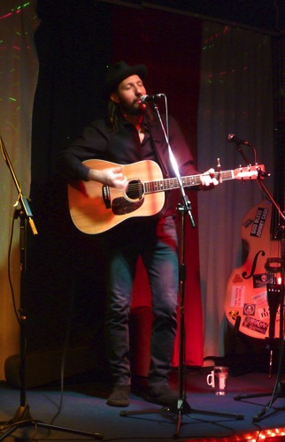 Peter Conway Kontra Roots Club 10/4/15