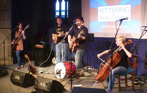 King's Gambit Potbelly Folk, Blues & Roots Festival 18/4/15