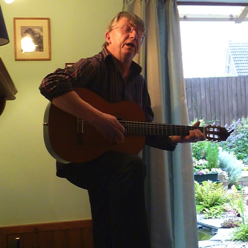 Fake Thackray Cottage Concert 11/7/15